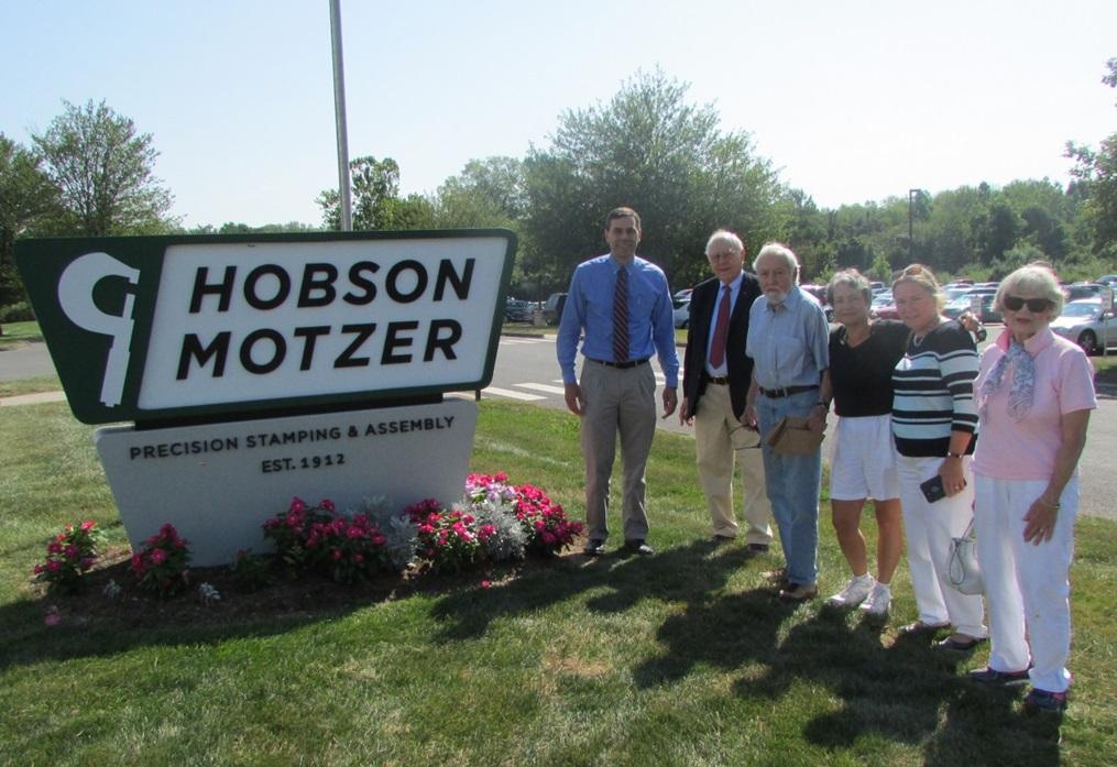 Alfred E. Motzer Visit 2017