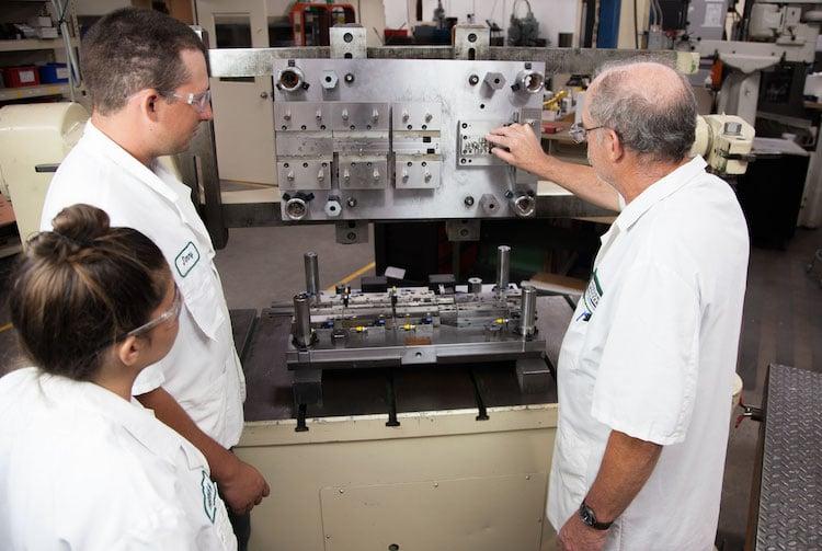 Hobson & Motzer CNC Machining Technical Schools_IMG_8084