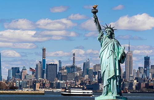 Reshoring USA Lady-Liberty