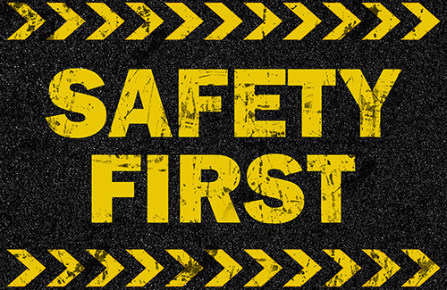 Safety First Precision Metal Stamping